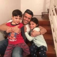 Leopoldo López habló desde su casa en Caracas