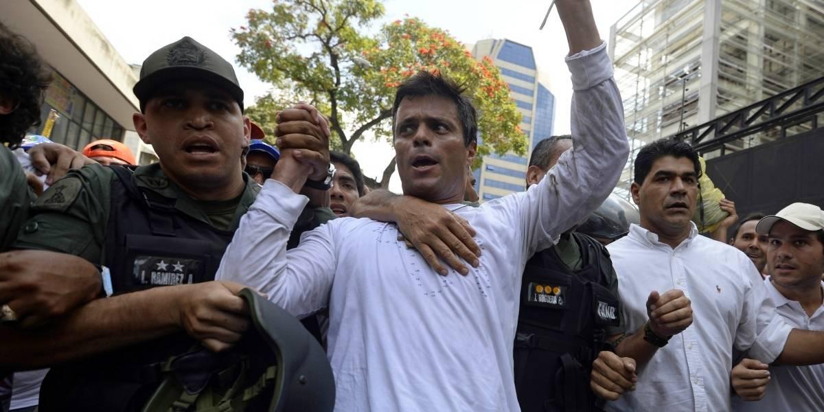 Venezuela: Leopoldo López y Antonio Ledezma vuelven a ser detenidos