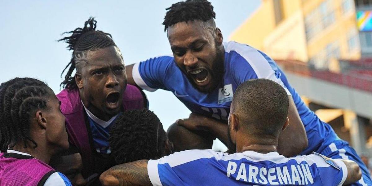 Triunfo cómodo de Martinica sobre Nicaragua en Copa Oro