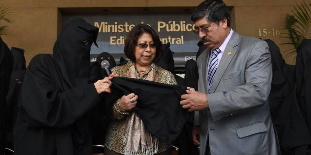 Nombran a fiscal que investigará a Mayra Véliz, secretaria del MP