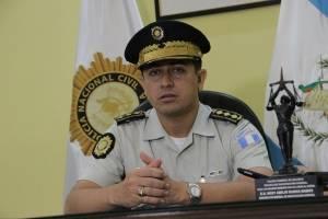 Nery Ramos, director de la PNC