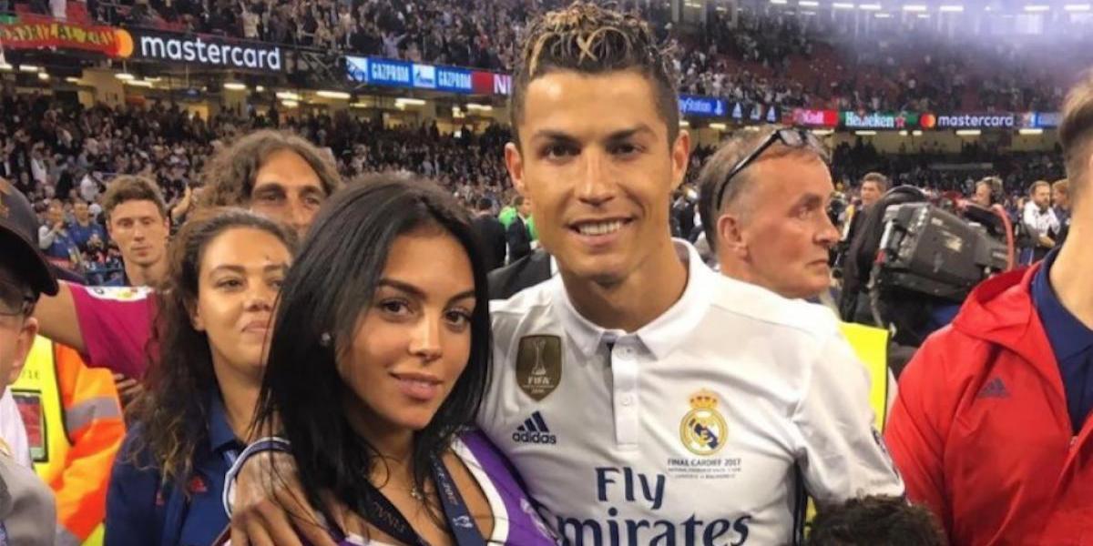 La novia de Cristiano Ronaldo reaparece y sus imágenes se viralizan