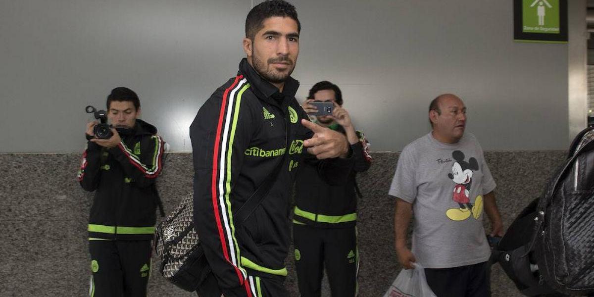 Jair Pereira queda descartado para el juego ante El Salvador