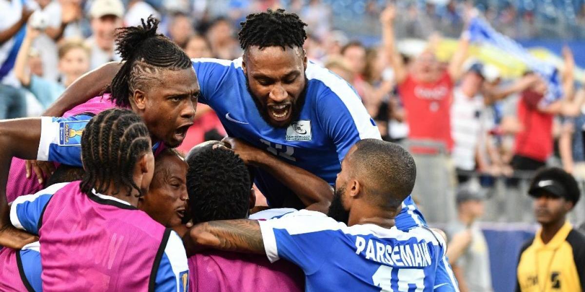 VIDEO. Con estos goles Martinica derrota a Nicaragua y sorprende con el liderato
