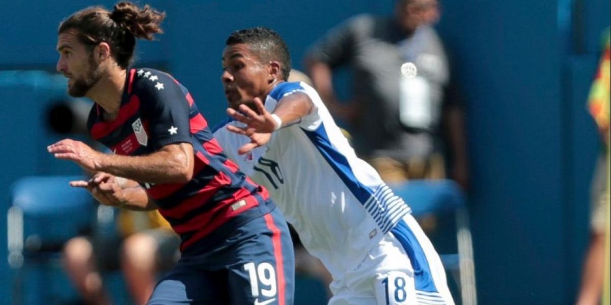 Empate entre EU y Panamá en juego inaugural del Grupo B de la Copa Oro