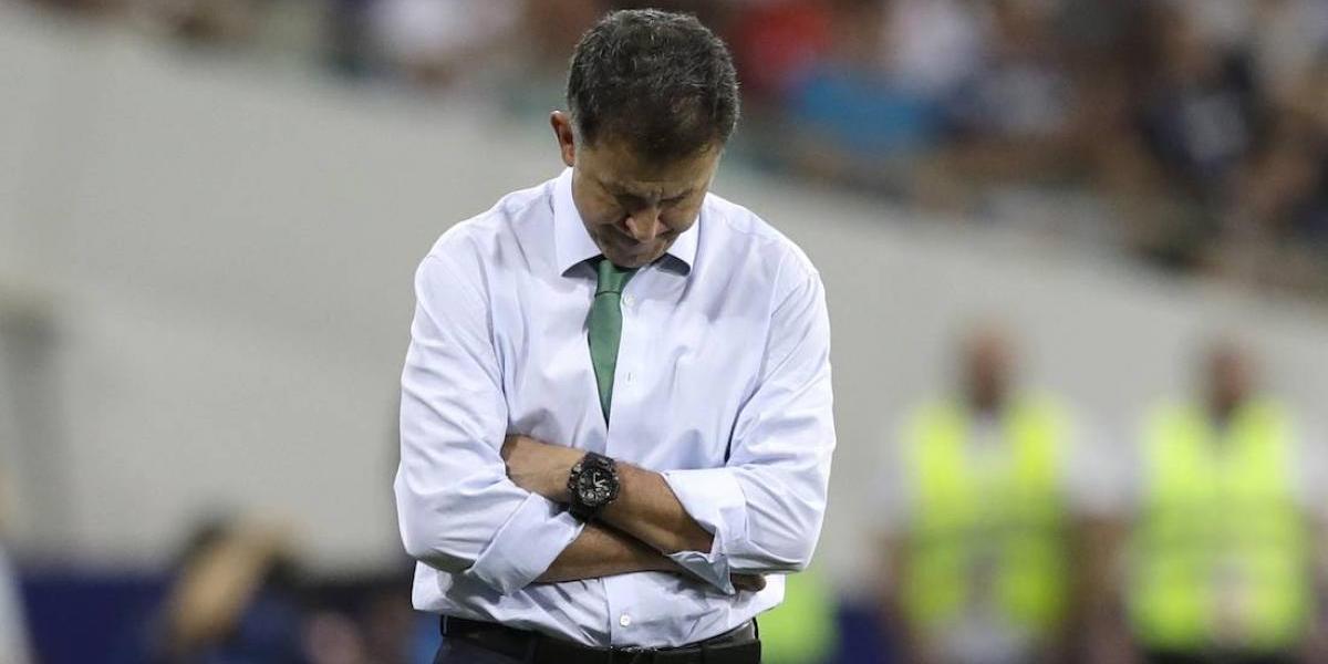 Juan Carlos Osorio se disculpa por su comportamiento en Confederaciones