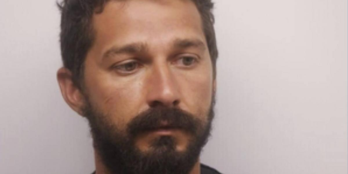 Arrestan a LaBeouf en Georgia