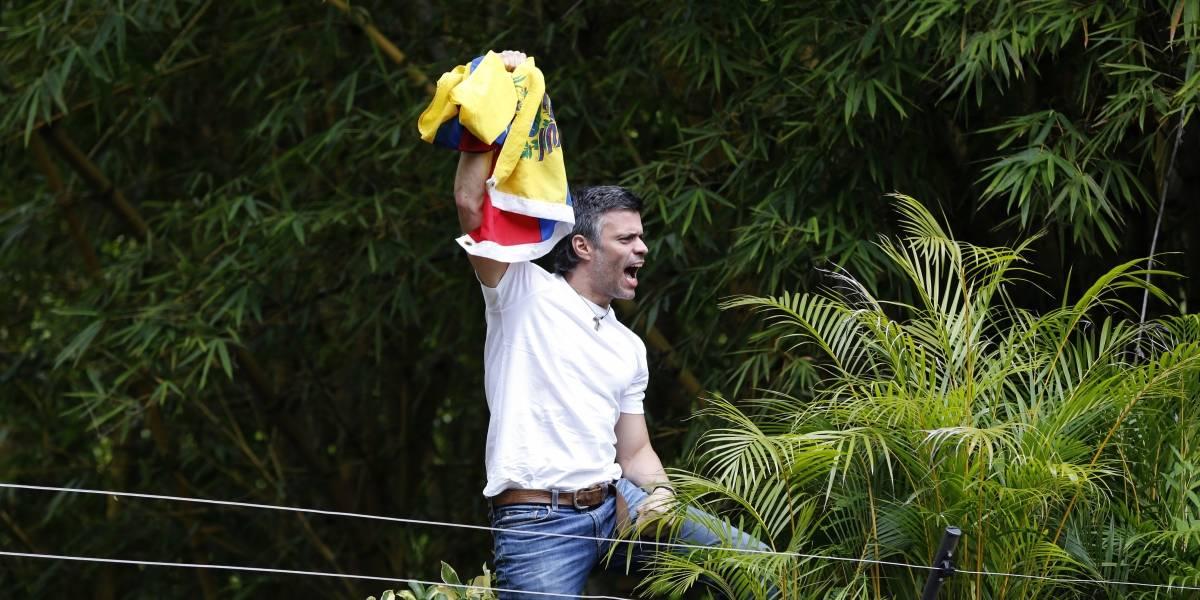 "López: ""Mantengo firme mi oposición"" al régimen venezolano"