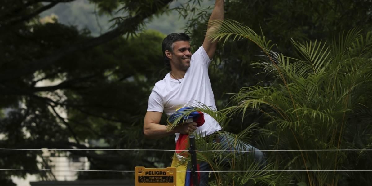 Leopoldo López quiere volver a las calles este domingo