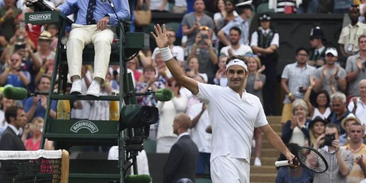 """Los favoritos en Wimbledon se toman un descanso antes de un """"lunes de locos"""""""