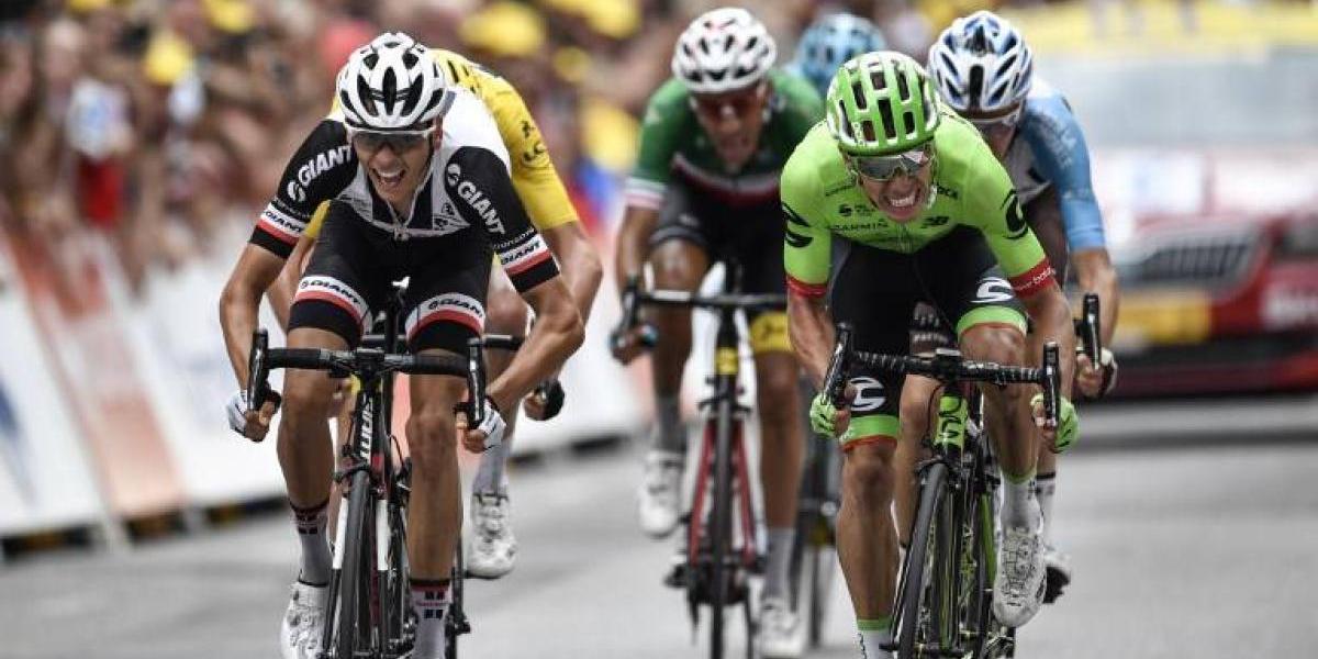 Urán le da a Colombia su primer triunfo de etapa en el Tour de 2017