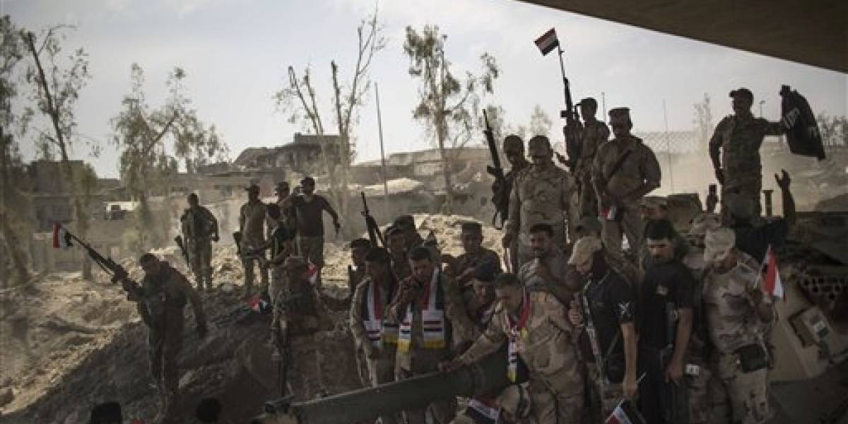 Irak anuncia liberación de Mosul del Estado Islámico