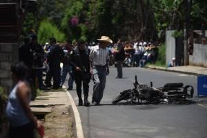 Linchan a presuntos asaltantes en Villa Canales