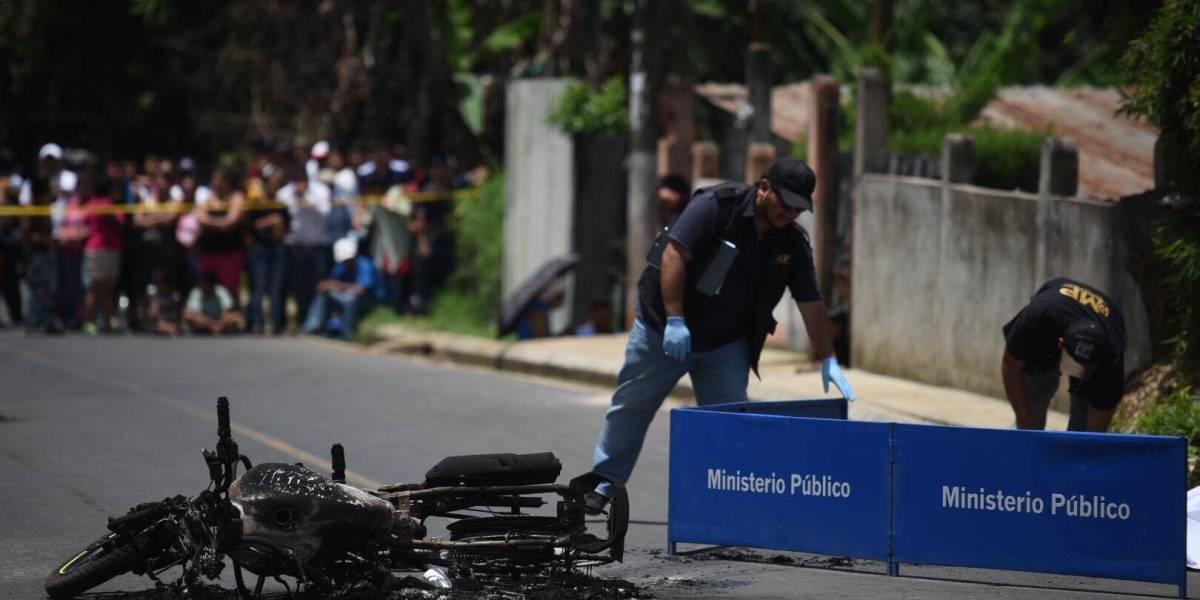 Vecinos de Villa Canales linchan a 2 asaltantes
