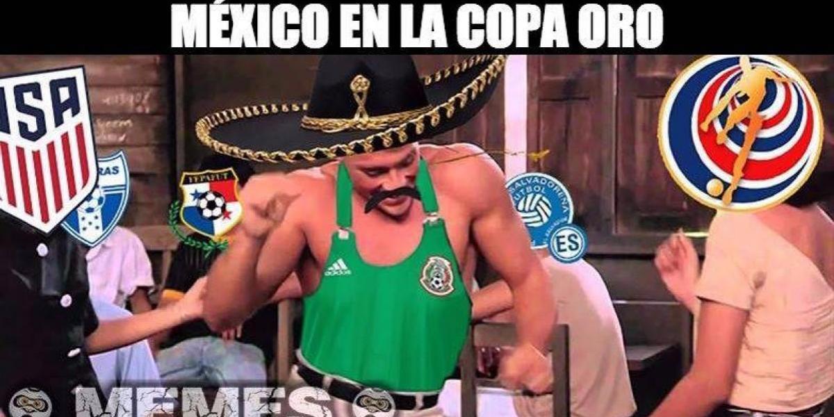 Los mejores memes de la victoria de México sobre El Salvador