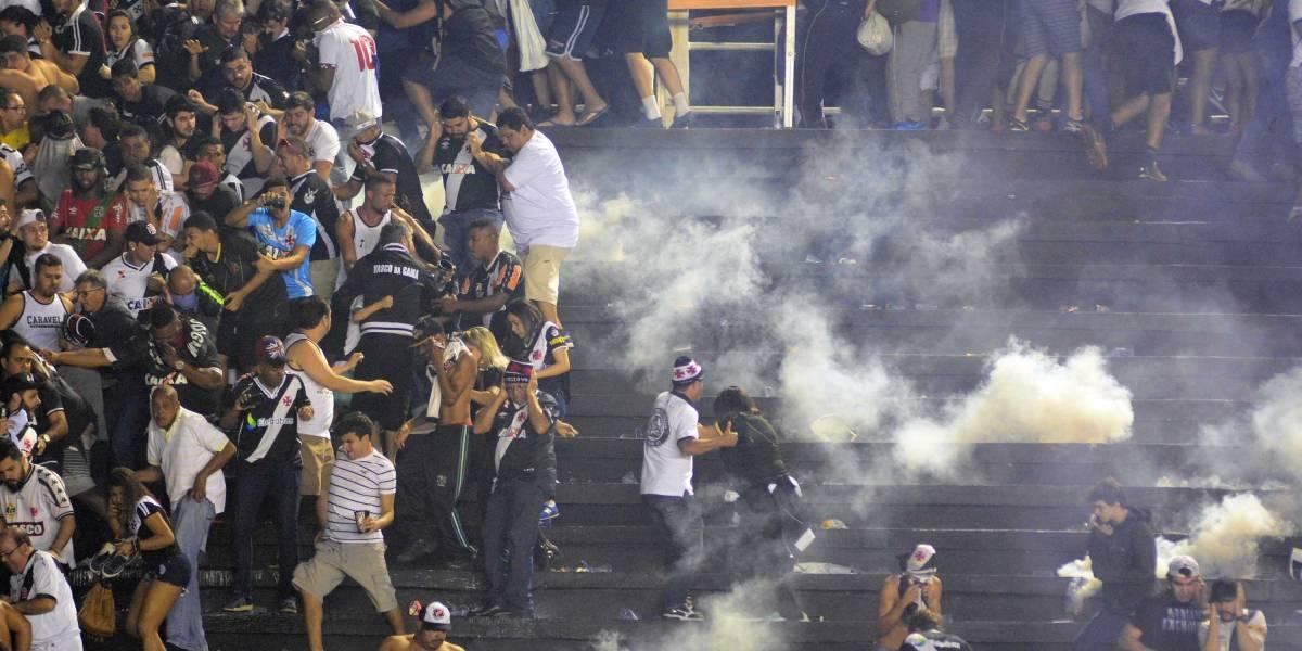 Vasco perde 6 mandos de campo e São Januário segue interditado