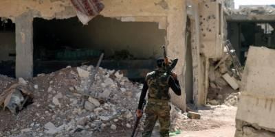 Exército sírio bombardeia Deraa horas antes do cessar-fogo entrar em vigor