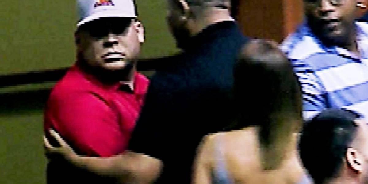 BSN suspende de por vida a Carlos Crespo por agredir a árbitro