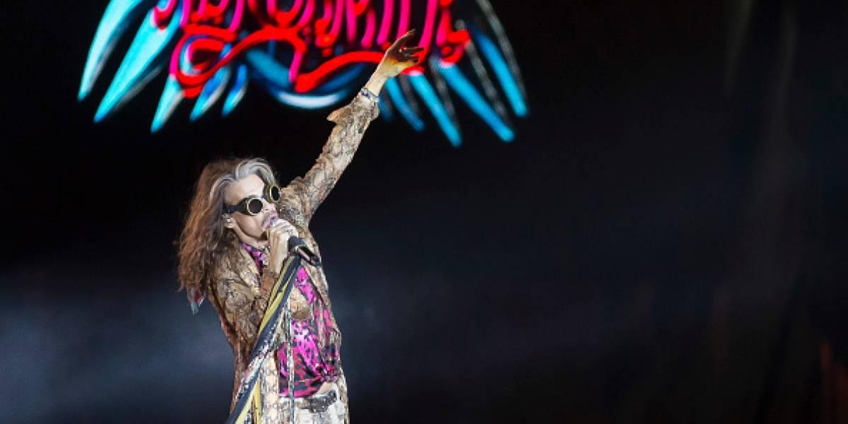 Europa despide a Aerosmith después de casi 50 años de rock