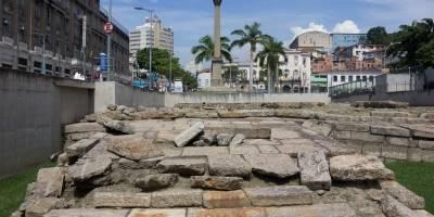 Cais do Valongo é declarado Patrimônio Mundial da Unesco
