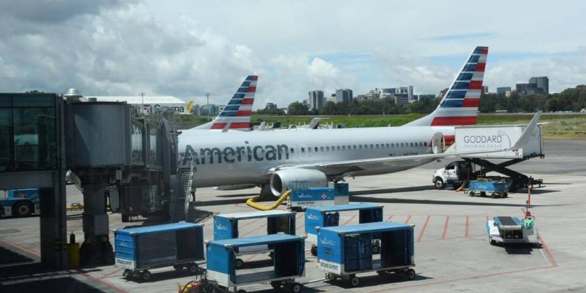 Aerolínea habilita vuelos directos de Guatemala a Chicago