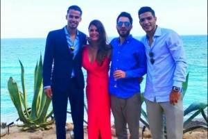 La boda de Ochoa