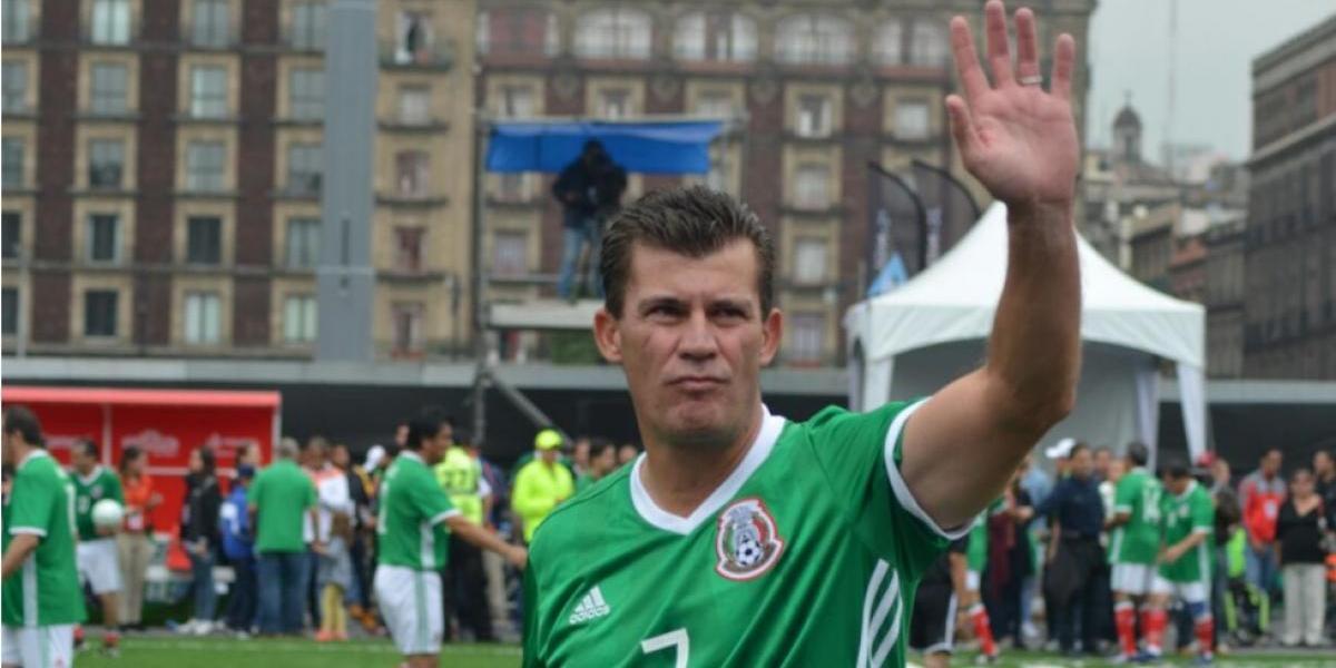FOTO: Las mejores imágenes del partido de las Leyendas México vs. Alemania 1986 y 1998