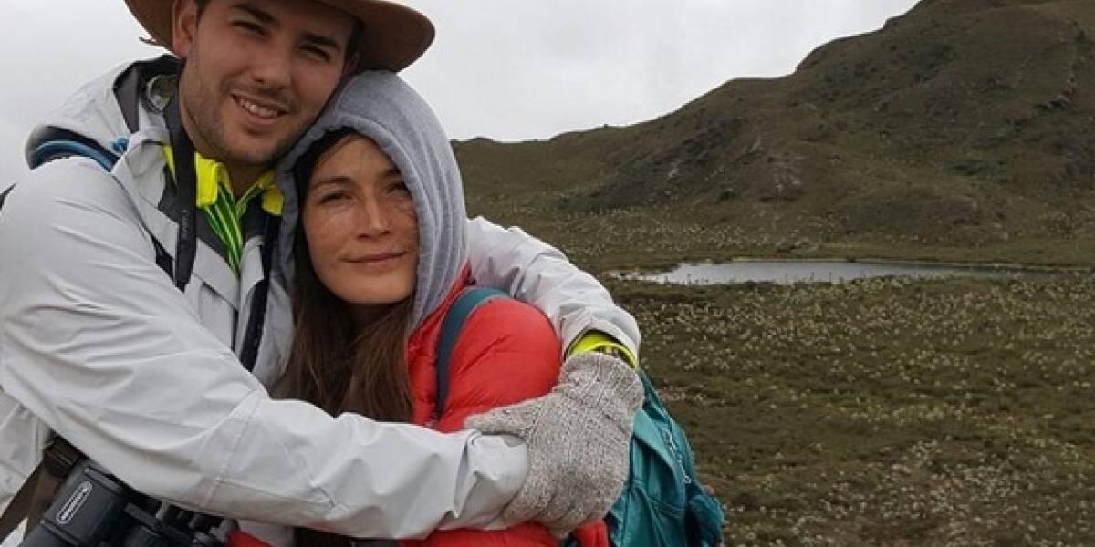 La foto del desnudo de Sebastián Martínez y Kathy Sáenz que causa revuelo en redes