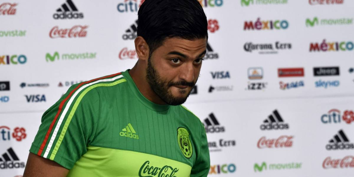 Equipo italiano cierra sus puertas a Carlos Vela