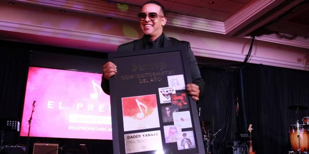 """VIDEO. Daddy Yankee es """"el artista más escuchado del mundo"""""""