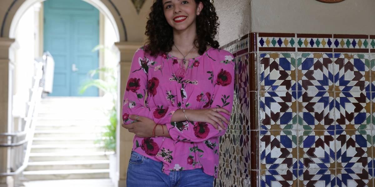 Cámara homenajeará a joven científica puertorriqueña