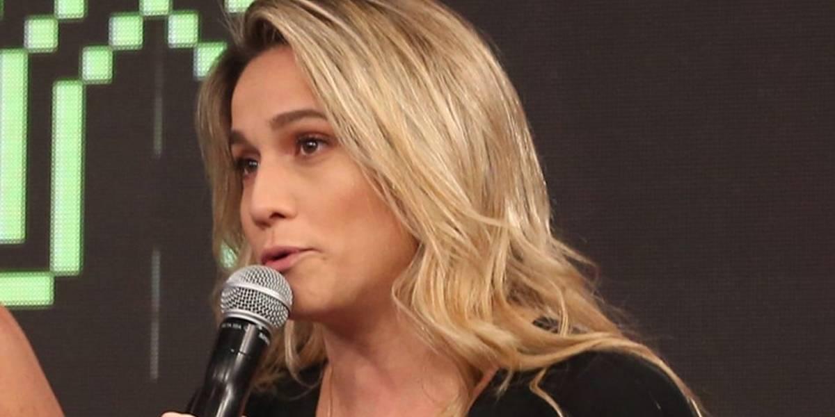 Fernanda Gentil desabafa sobre saudade da família: 'falta de ar'