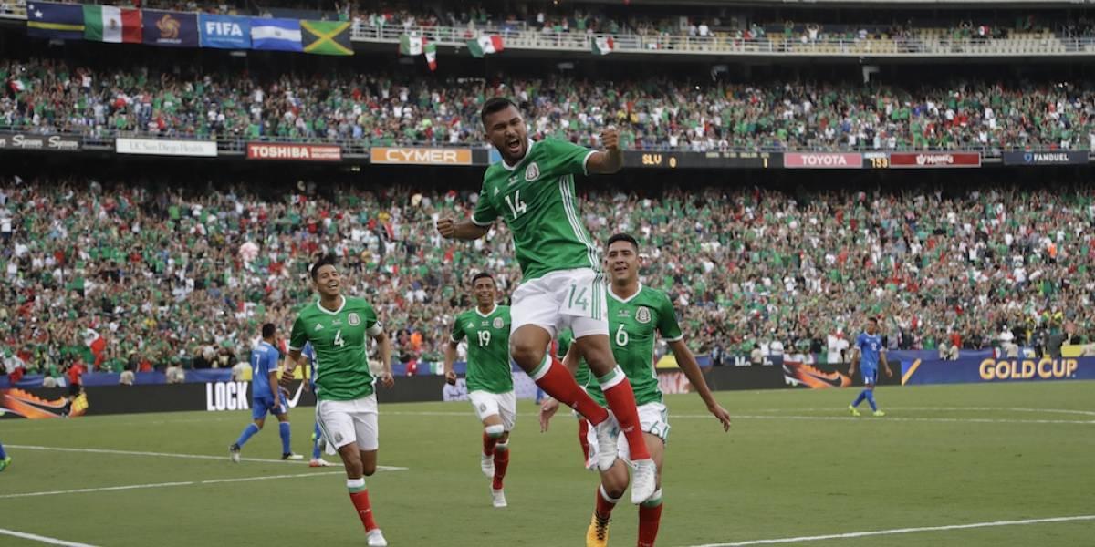 El Tricolor B debuta con triunfo en la Copa Oro