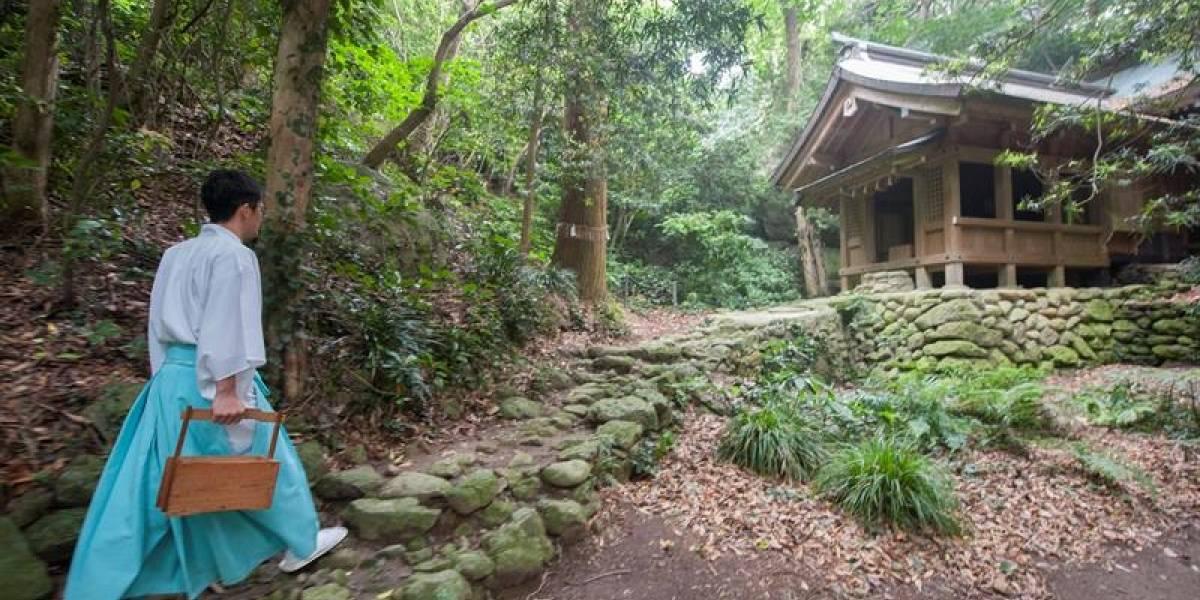 EN IMÁGENES. Isla japonesa de Okinoshima entra en el patrimonio mundial de la Unesco