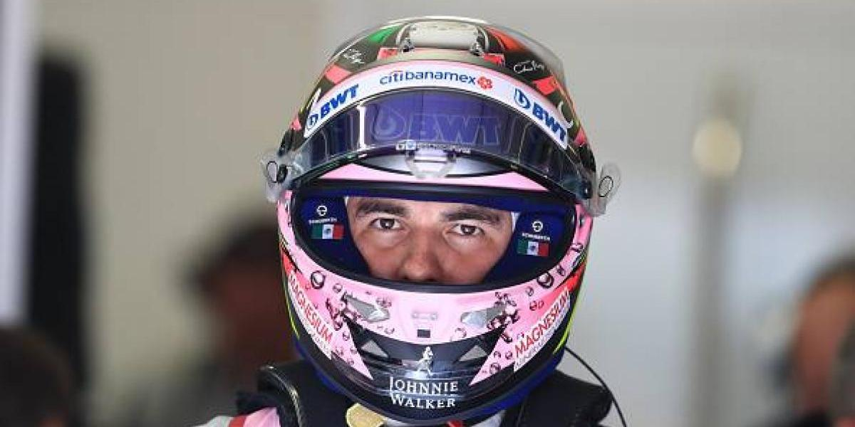 Checo Pérez califica como un gran resultado lo obtenido en el GP de Austria