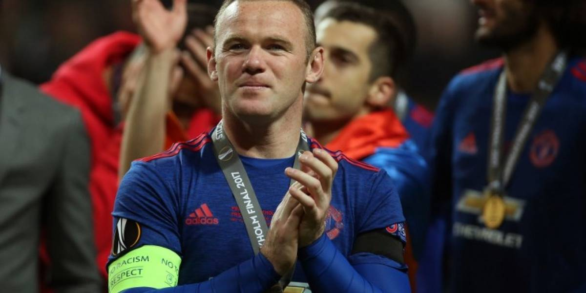 El Manchester United se despide de Rooney con este video