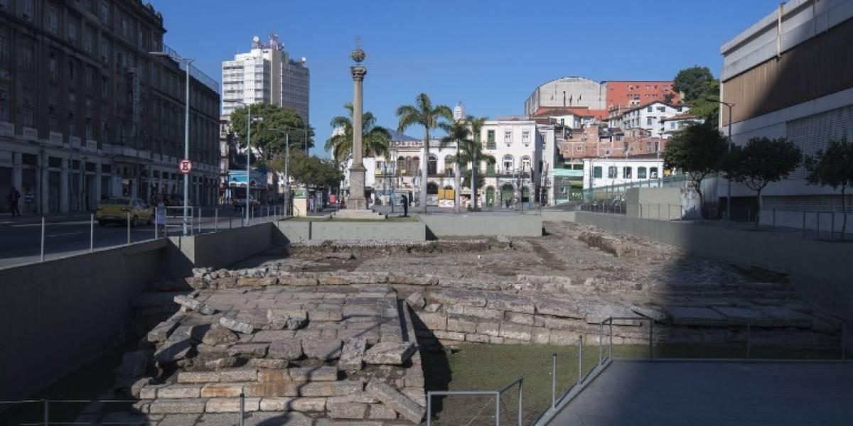 UNESCO inscribe a muelle de llegada de esclavos a Brasil en Patrimonio mundial