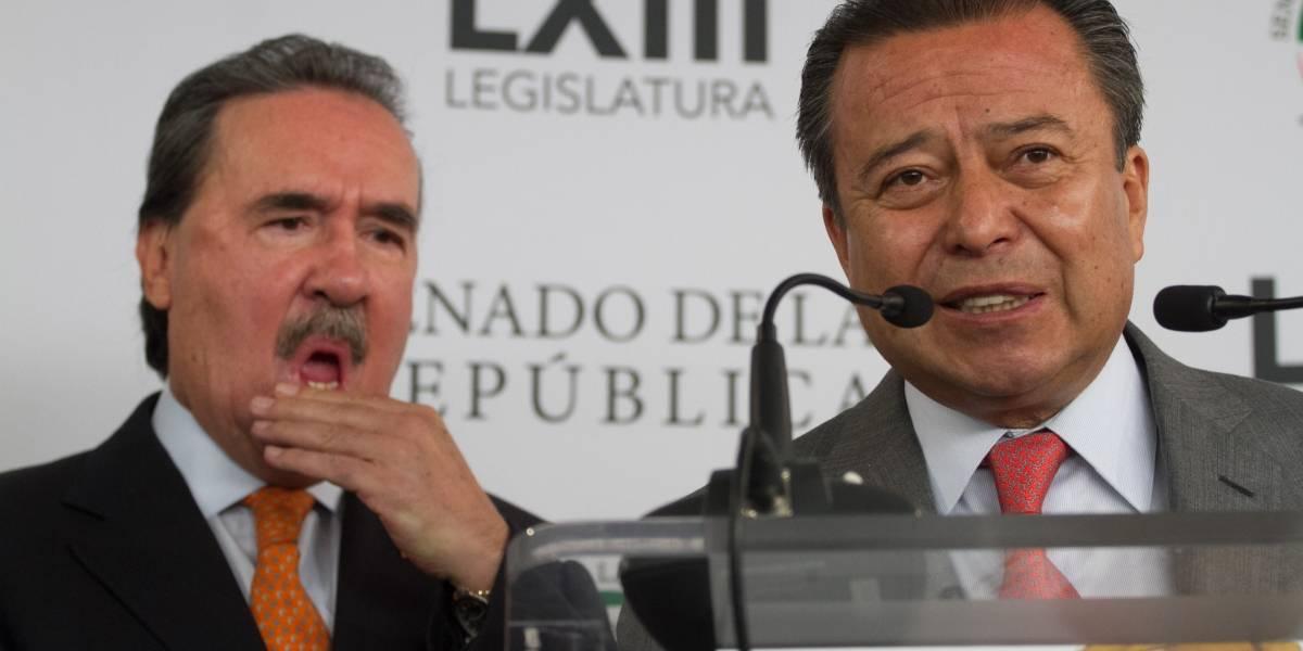 PRI debe tener visión de futuro sin cortoplacismo y ni miopía: César Camacho