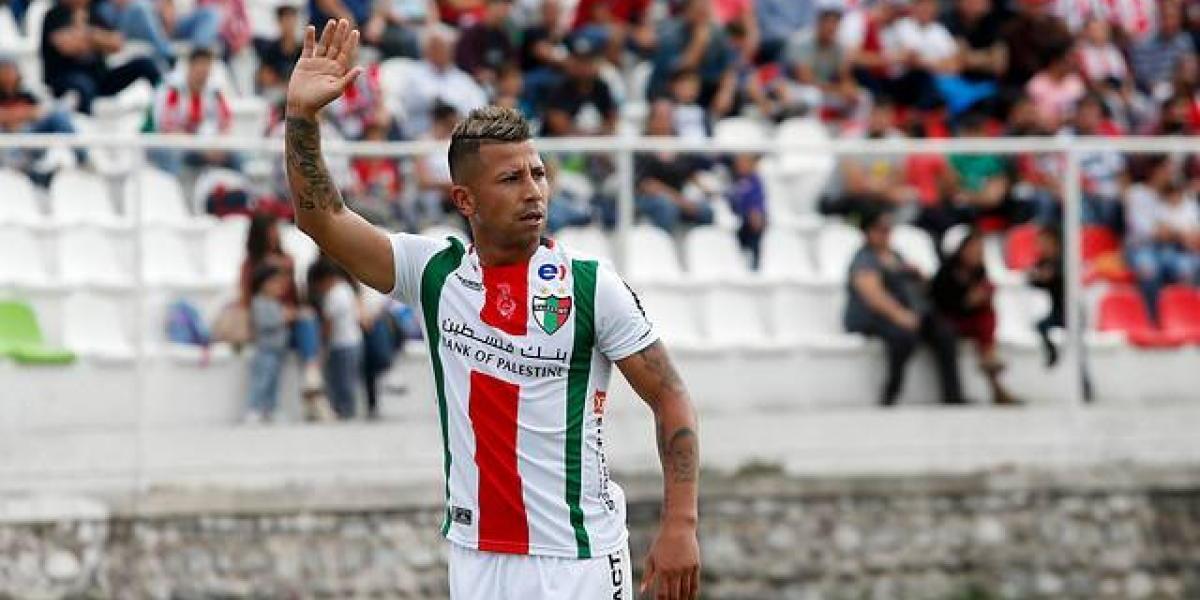 Leo Valencia llegó a Río para pasar la revisión médica y firmar con Botafogo