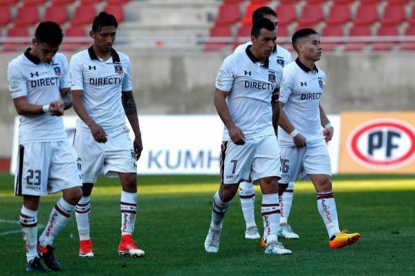 Colo Colo sufrió en La Serena / imagen: Photosport