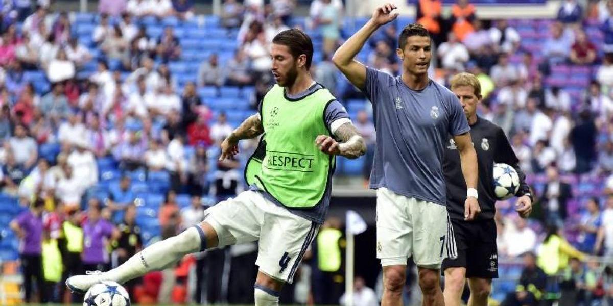 ¿Qué opina Sergio Ramos sobre la posible marcha de Cristiano Ronaldo del Real Madrid?