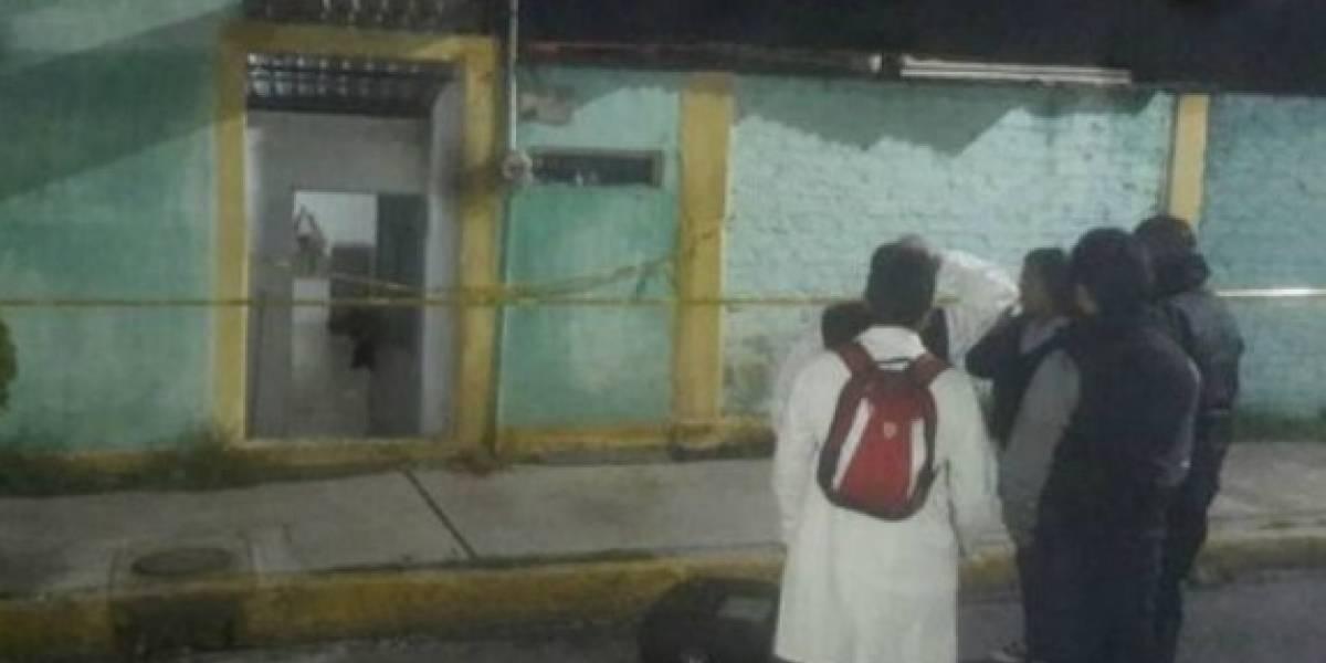 FGJEM detiene a presunto homicida de sacerdote en Los Reyes La Paz