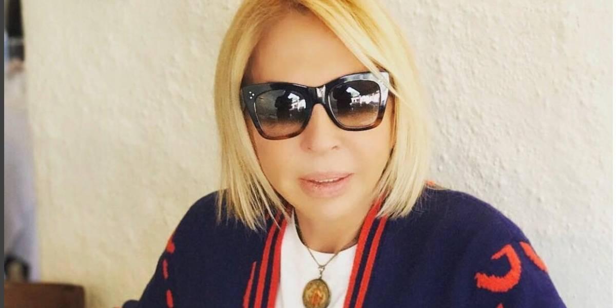 Laura Bozzo no perdonará infidelidad de Cristian Zuárez