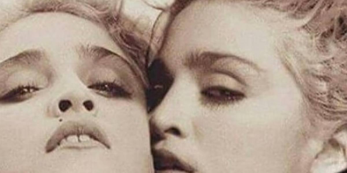 El día que Madonna posó desnuda cuando tenía 20 años