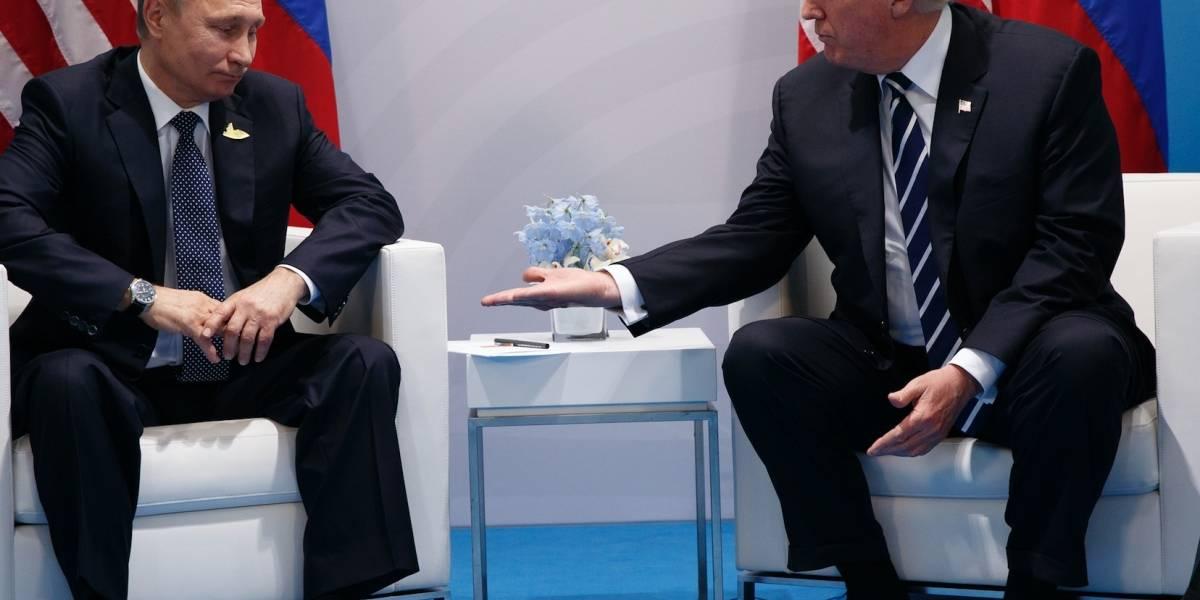 Trump propone mayor cooperación con Rusia sobre Siria