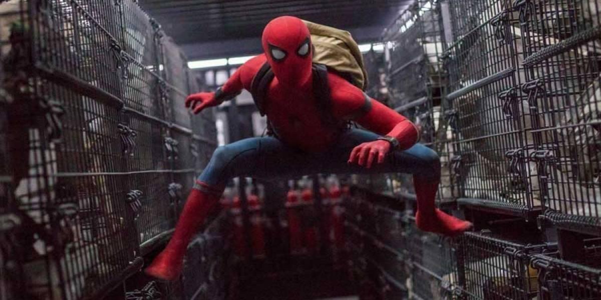 El nuevo Spider-Man conquista la taquilla norteamericana