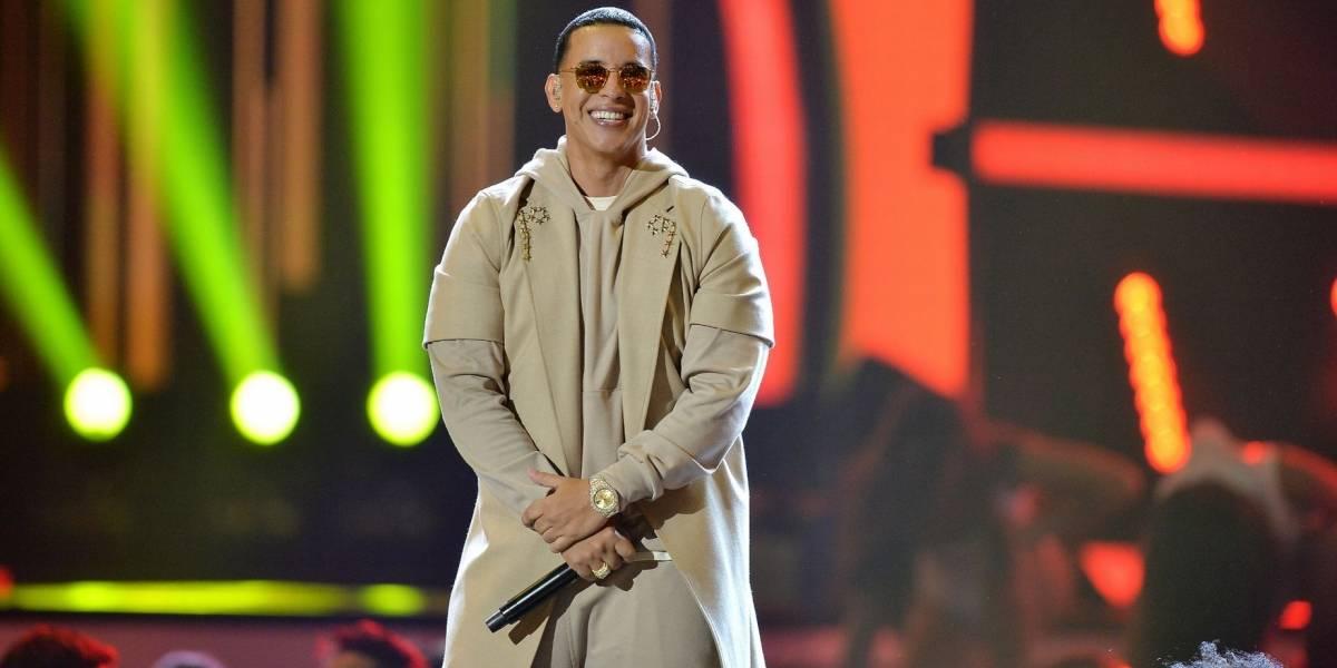 Daddy Yankee alcanza primera posición en Spotify a nivel mundial