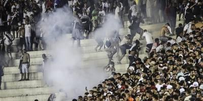 Partido de Vasco da Gama vs. Flamengo