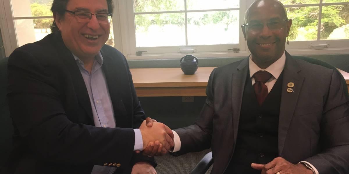 UPR Cayey fortalece lazos de colaboración para el desarrollo socioeconómico del País
