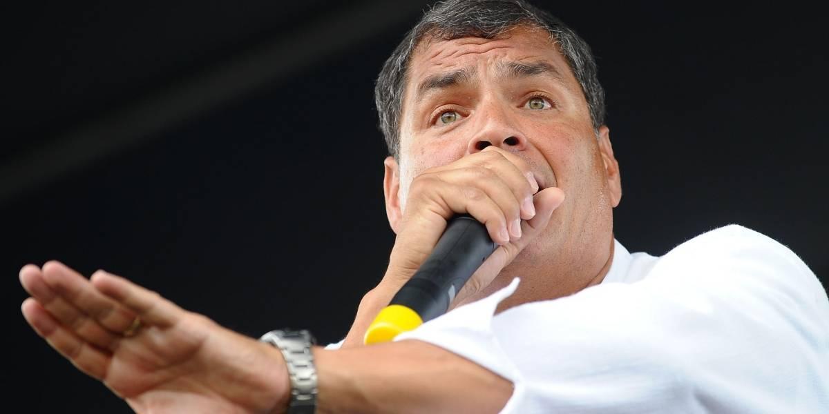 Rafael Correa habla de la Misión Manuela Espejo